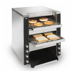 Vollrath - CT4-208DUAL - Dual Conveyor Convertible Toaster image