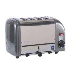 Cadco - CTW-4M - Mica 4 Slot Heavy Duty Toaster image