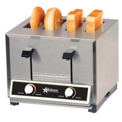 Holman - CT4 - 4 Slot Combo Pop-Up Toaster image