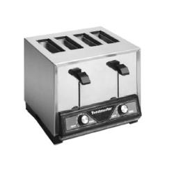 Toastmaster - BTW24 - 208/240V 4 Slot Bagel/Bun Pop-Up Toaster image