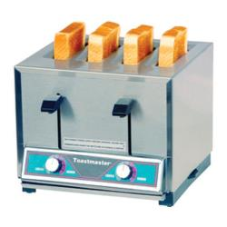 Toastmaster - TP409 - 120V 4-Slot Commercial Pop-Up Toaster image