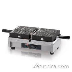Krampouz - WECDBAAT - Krampouz Single 4x6 Belgian Waffle Maker- 240v image