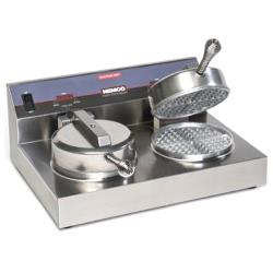 Nemco - 7000A-2S - Dual Waffle Baker with SilverStone Plates image
