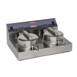 Nemco - 7030A-2 - Dual 7 in Waffle Cone Baker image
