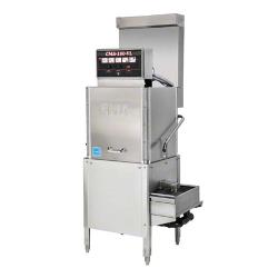 CMA Dishmachines - CMA-180-VL - 3 Door High Temp Dishwasher image