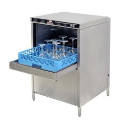 CMA Dishmachines - CMA-181 VL - Energy Mizer® High Temp Undercounter Glasswasher image