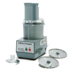 Robot Coupe - R101P - Commercial Food Processor w/ 2 1/2 qt Gray Bowl image