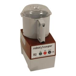 Robot Coupe - R2B - Commercial Food Processor w/ 3 Qt Gray Bowl image