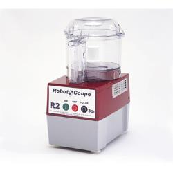 Robot Coupe - R2BCLR - Commercial Food Processor w/ 3 Qt Bowl image