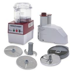 Robot Coupe - R2CLR DICE - 3 qt Commercial Food Processor w/ Continuous Feed & Dice Kit image