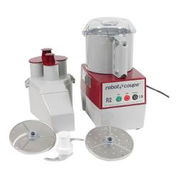 Robot Coupe - R2N - 3 qt 2 HP Continuous Feed Food Processor image