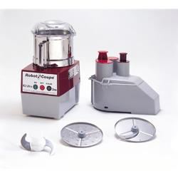 Robot Coupe - R2N ULTRA - Commercial Food Processor w/ 3 Qt Bowl & Continuous Feed image
