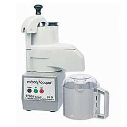 Robot Coupe - R301 - Commercial Food Processor w/ 3.5 Qt. Bowl & Continuous Feed image