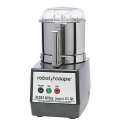 Robot Coupe - R301 ULTRA B - Commercial Food Processor w/ 3.5 Qt. Bowl image