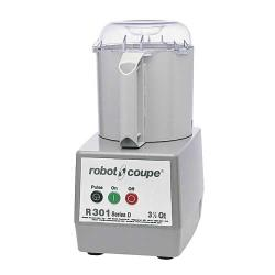 Robot Coupe - R301B - Commercial Food Processor w/ 3.5 Qt. Bowl image