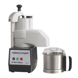 Robot Coupe - R301ULTRA - Commercial Food Processor w/ 3.5 Qt Bowl & Continuous Feed image