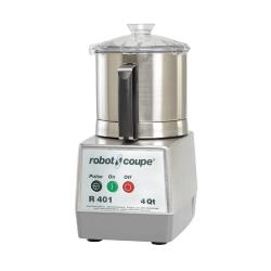Robot Coupe - R401B - 4 1/2 qt Food Processor W/ Stainless Steel Bowl image