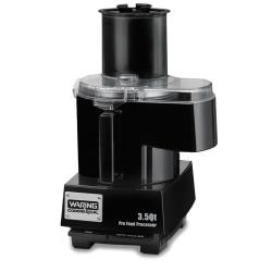 Waring - WFP14SC - 3 1/2 qt 1 HP Continuous Feed Food Processor image
