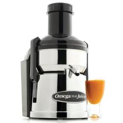Omega - BMJ390 - Silver 1/2 HP Pulp Ejector Juicer image