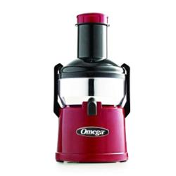 Omega - BMJ390R - Red 1/2 HP Pulp Ejector Juicer image