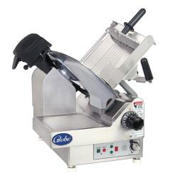 Globe - 3975NF - 13 in Heavy Duty 9-Speed Automatic Frozen Meat Slicer image