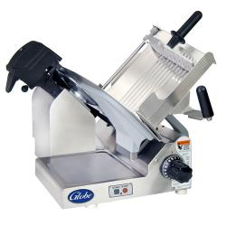 Globe - 4600N-68 - 13 in Heavy Duty Manual Deli Meat Slicer image
