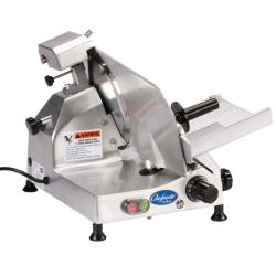 Globe - C10 - 10 in Chefmate® Compact Standard Duty Manual Slicer image