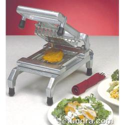 Nemco - 55975-SC - Easy Chicken Slicer™ 1/2 in Scallop Cut Chicken Cutter image