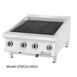 Garland - GTBG48-AR48  - 48 in Radiant Gas Char-Broiler w/ Adjustable Grate image