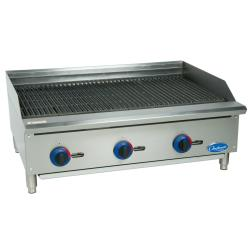 Globe - C36CB-SR - 36 in Chefmate™ Gas Charbroiler image