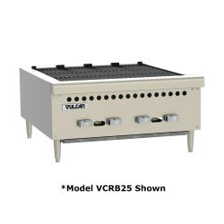 Vulcan - VCRB36 - 36 in Countertop Charbroiler w/ 6 Burners image