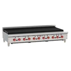 Wolf - ACB60 - 60 in Countertop Charbroiler w/ 11 Burners image