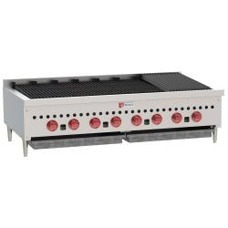 Wolf - SCB47 - 47 in Countertop Charbroiler w/ 8 Burners image