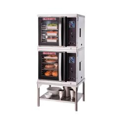 Blodgett - CTB Xcel Double - Electric Half Size Double Deck Convection Oven image