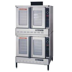 Blodgett - DFG-100 Double - Double Deck Standard Depth Gas Convection Oven image