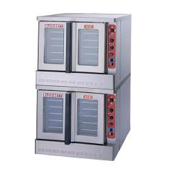 Blodgett - DFG-100 Xcel Double - Double Deck Gas Convection Oven image