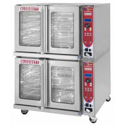 Blodgett - HV-100E Double - HydroVection Electric Full Size Double Stack Oven image