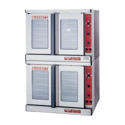 Blodgett - Mark V-100 Double - 3/4 HP Electric Double Deck Standard Depth Convection Oven image