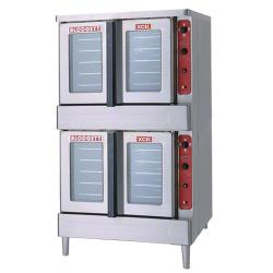 Blodgett - Mark V Xcel Double - 11 Kw Electric Double Deck Standard Depth Convection Oven image