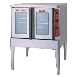 Blodgett - Mark V Xcel Single - 11 Kw Electric Single Deck Standard Depth Convection Oven image