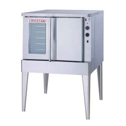 Blodgett - SHO-100-E Single - 1/3 HP Electric Single Deck Standard Depth Convection Oven image