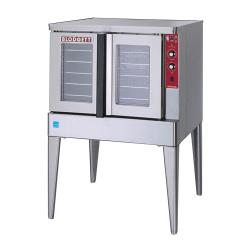 Blodgett - Zephaire-200-E Single - Zephaire Electric Single Deck Bakery Depth Convection Oven image