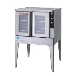 Blodgett - Zephaire-200-G Single - Zephaire Gas Single Deck Bakery Depth Convection Oven image