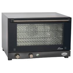 Cadco - OV-013 - Compact Half Size Countertop Convection Oven image