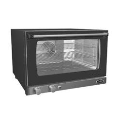 Cadco - XAF-113 - Line Chef Half Size Countertop Convection Oven image