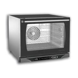 Cadco - XAF-130 - Line Chef Digital Half Size Convection Oven image