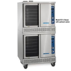 Imperial - ICVDE-2 - Electric Double Bakery Depth Convection Oven image