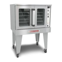 Southbend - EB/10CCH - Marathoner Gold Single Bakery Depth Electric Convection Oven with Cook & Hold Control image