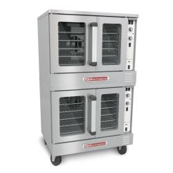 Southbend - EB/20CCH - Marathoner Gold Double Bakery Depth Electric Convection Oven with Cook & Hold Control image