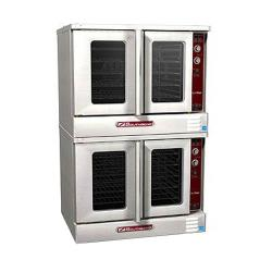 Southbend - SLES/20CCH - Silver Star Double Electric Convection Oven w/ Cook & Hold Control image